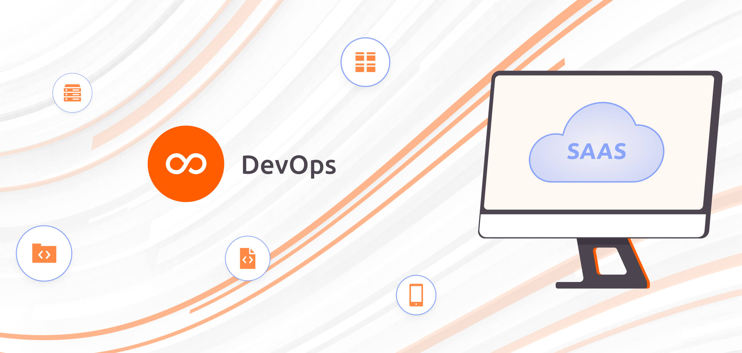 SaaS product with DevOps solution