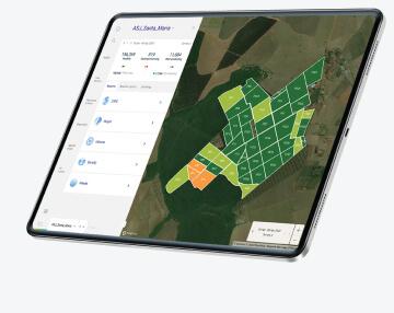 Farm performance analysis app